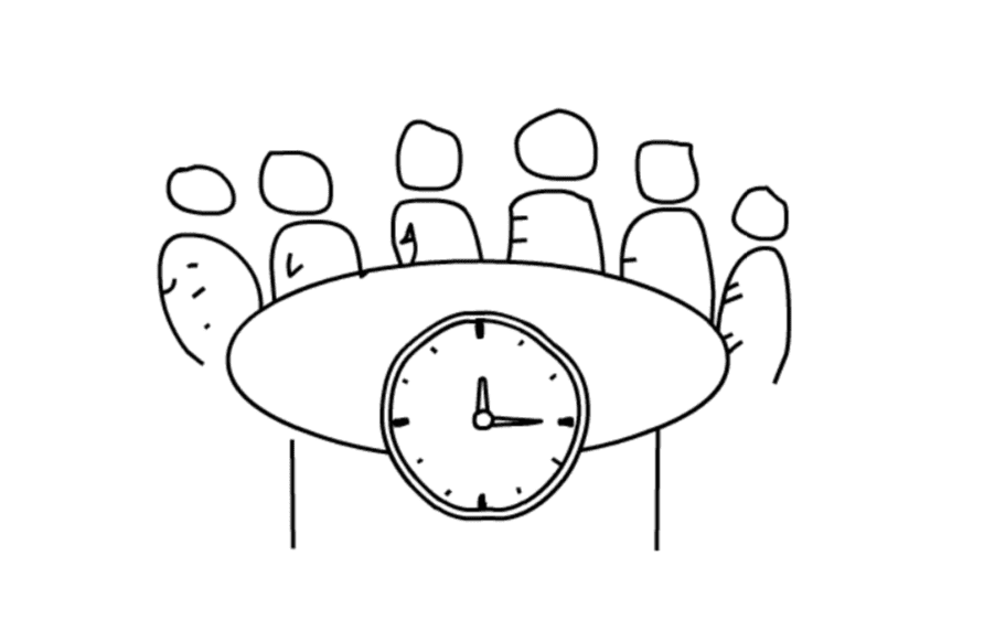 On Meetings and Wasting Time